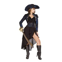 Captain of the Night Costume Set