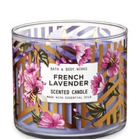 FRENCH LAVENDER3-Wick Candle