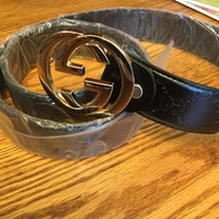 Gucci Belt Men size Gucci 100. REAL check pictures for proof!