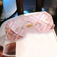 FENDI Fashion Women Men Shades Eyeglasses Glasses Sunglasses