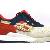 KUYOU Asics x CNCPT Gel-Lyte III Boston Tea Party