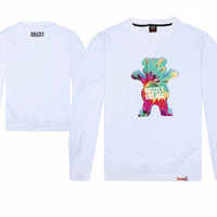 Diamond Supply Co. x Grizzly Grease Collab Long Sleeve Shirts