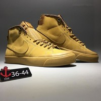 """""""Nike SB Zoom"""" Unisex Sport Fashion Wear-resistant High Help Plate Shoes Couple Casual Sneakers"""