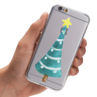 Christmas Tree - Christmas Gift - Chirstmas Idea - Winter - Super Slim - Printed Case for iPhone - S045