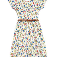 Sweet Floral Dress (Kids)