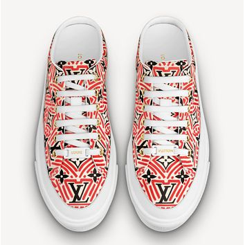 Louis Vuitton LV CRAFTY STELLAR SNEAKER