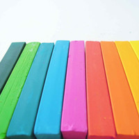 FREE SHIPPING - Hair Chalking - 9 STICK - Temporary Hair Color - Hair Chalk - Soft Pastels