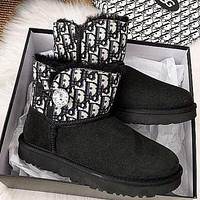 UGG Co Branded Short Boots Shoes