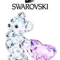 Swarovski Crystal Figurine Kris Bear ''WITH YOU''  # 5103230 New