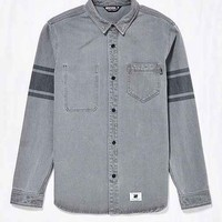 Undefeated Lineman Button-Down Shirt