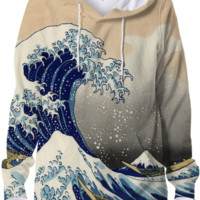 Great Wave created by SonderSky | Print All Over Me