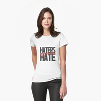 Haters gonna hate by ZsaMo