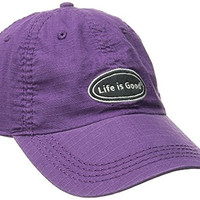 Life is good Ripstop Chill Cap (Smoky Plum), One Size