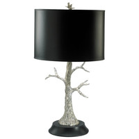 Fabulous and Baroque — Tree Table Two Light Desk Lamp