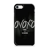 Drake X The Weeknd iPhone 6   iPhone 6S Case