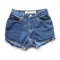 DARK WASH from GET HIGH WAISTED