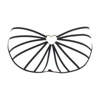 Mimi Holliday Love Heart Star Webbed Knickers | dolcifollie.co.uk