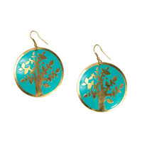 Tranquil Bodhi Earrings - India