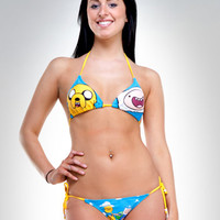 Adventure Time Swimsuit 2 Pc
