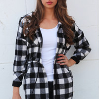 World Of My Own{Plaid Jacket}