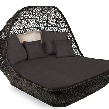 Urbanspace Interiors – Maia Double Swivel Bed with Canopy | Kettal | Urbanspace Interiors