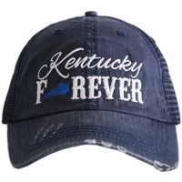 Katydid Kentucky Forever Trucker Hat