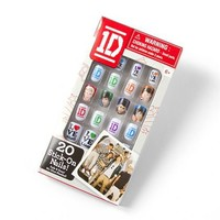 One Direction Stick-On Nails  | Claire's