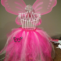 Custom tutus/tutu dresses/hair accessories/ doll tutus'