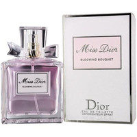 Miss Dior Blooming Bouquet By Christian Dior Edt Spray 3.4 Oz