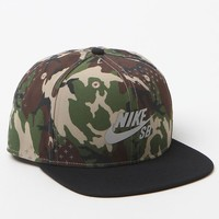 Nike SB EDRL Phillips Pro Snapback Camouflage Hat - Mens Backpack - Camo - One