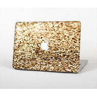 The Gold Glimmer V2 Skin Set for the Apple MacBook Air 13""