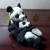 Castagna Lovers Collection - PANDAS - HARD to FIND - Gentle, Peaceful, Determined, Good luck, Calming