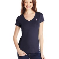 U.S. Polo Assn. Women's V-Neck T-Shirt