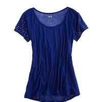 Aerie Embellished T-shirt | Aerie for American Eagle
