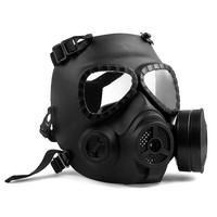 Skull Skulls Halloween Fall  M04 Gas Masks CF Tactical Field Protective Full Face Mask Guard for CS Halloween cosplay   Goggles Gear Calavera
