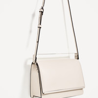 CROSSBODY BAG WITH METAL DETAIL - BAGS-WOMAN-COLLECTION AW/17 | ZARA United States