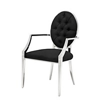Black Dining Chair | Eichholtz Tayler
