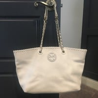 Tory Butch Marion Slouchy Tote