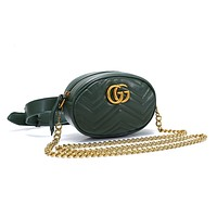 Gucci Fashion Hot Selling Lady's Shopping Bag Single Shoulder Bag