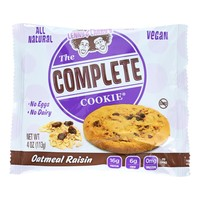 Lenny And Larry's The Complete Cookie - Oatmeal Raisin - 4 Oz - Case Of 12