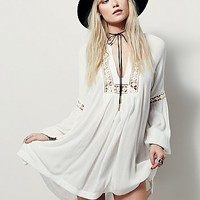 Free People Womens Sweet Soul Tunic
