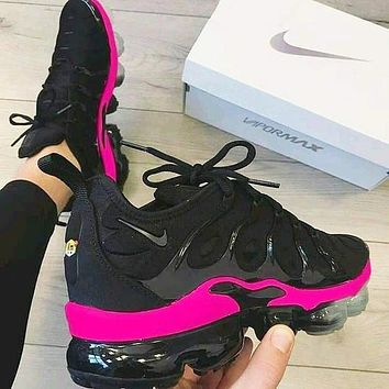 Nike Air VaporMax Plus Popular Women Leisure Running Sneakers Sport Shoes