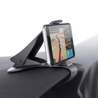 JEREFISH universal car dashboard holder stand 360 Rotating clip smartphone car holder mobile phone accessories cell phone stand