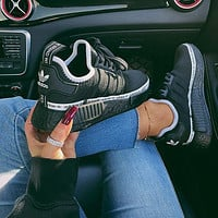 Adidas NMD_R1 Cushioned running shoes-1
