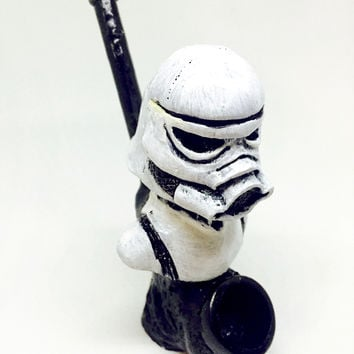 Resin Pipe - Stormtrooper