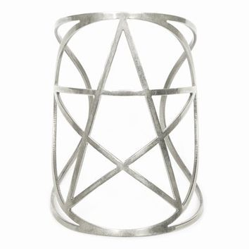 PAMELA LOVE MINI PENTAGRAM CUFF - WOMEN - STAFF PICKS - PAMELA LOVE - OPENING CEREMONY