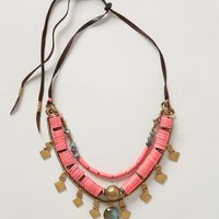 Periapt Necklace by De Petra Pink One Size Necklaces