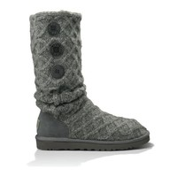 UGG Lattice Cardy 3066 Charcoal