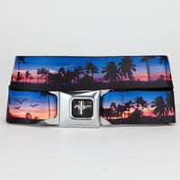 Buckle-Down Mustang Cali Sunset Buckle Belt Sunset One Size For Men 22799872101