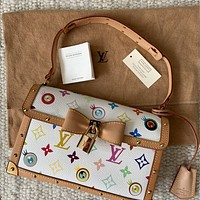 LV 2020 new vintage shoulder bag crossbody backpack bag
